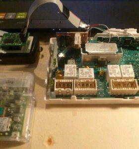 Ремонт электронных модулей от стиральных машин