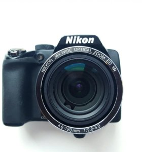 Цифровая фотокамера Nikon coolpix p100