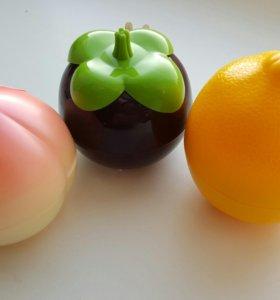 Крем для рук в виде фрукта