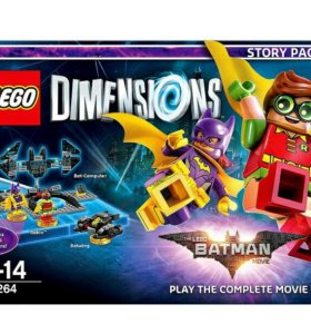 Lego Dimensions 71264 Batman
