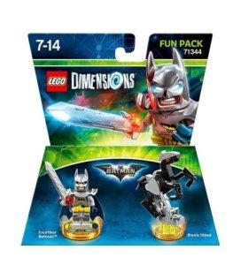 Lego Dimensions 71344 Batman