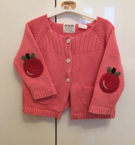 Кардиган -кофта для девочки Zara Kids