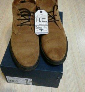 Ботинки H.E.by Mango