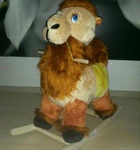 Качалка детская верблюд
