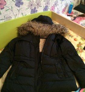 Зимняя куртка Бершка