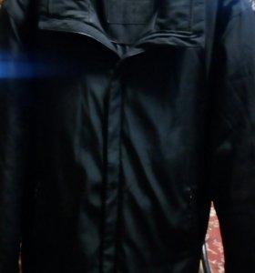 Куртка на подстежке