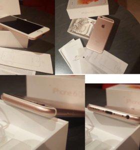Apple iPhone 6s, 64 gb, neverlock, rose gold
