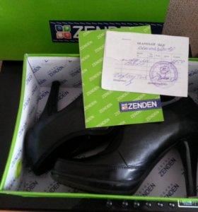 Продам туфли кожаные покупателю хороший торг