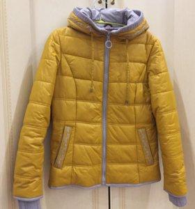 Куртка новая, размер 44-46