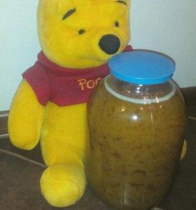Мёд со своей песеки