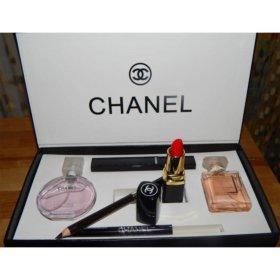 5в1 Косметика+парфюм. Подарочный набор