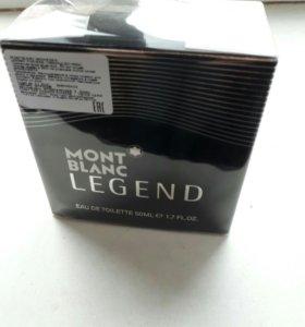 Духи мужские Mont Blanc Legend 50 ml