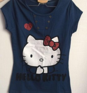 Футболка Hello Kitty oysho