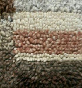 Вязаный чехол на подушку (декоративную)