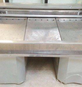 Стол нержавейка холодильный для мяса бу