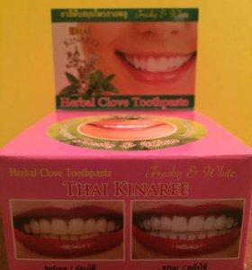 Отбеливающая зубная паста 25 грамм, Тайланд)