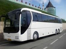 Аренда автобусов на экскурсии