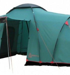 Палатка кемпинговая Brest 6 Tramp