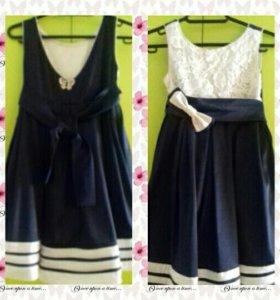Платье 34р-р