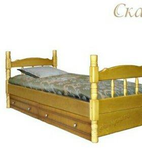 Детская кровать «СКАУТ-3»