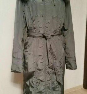 Пуховик-Куртка зимняя