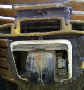 Печка для ваз 2108