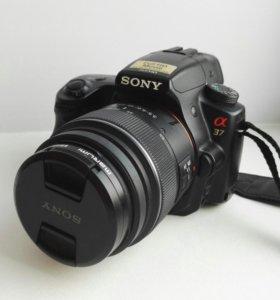 Зеркалка Sony a37