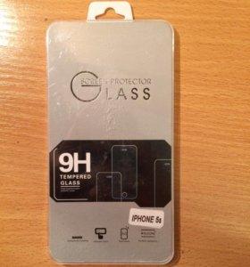Стекло iPhone 5s