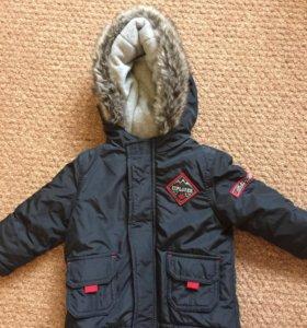 Куртка малалышковая