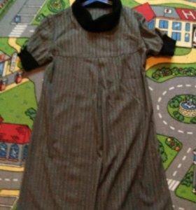 Платье для беременных 44-46 раз.