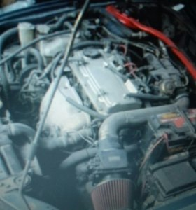 Mitsubishi Galant 8 проводка двс