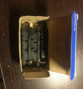 Колодки тормозные задние AN-745WK