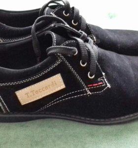 Стильные мужские ботинки 40 размера