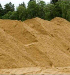 Доставка:песок,щебень,торф, навоз,вывоз мусора