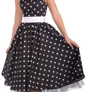 Платье в стиле 50-х новое