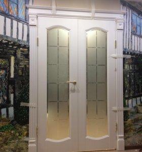 Монтаж дверей входных и межкомнатных