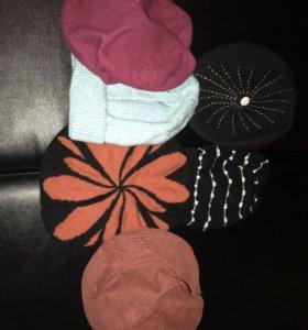 Береты, кепка и шляпа