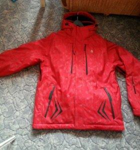 Мужская горнолыжная куртка новая