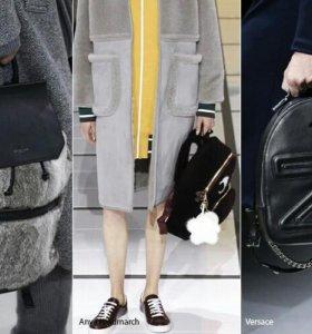 Рюкзак из меха