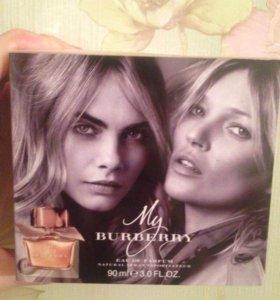 Женский парфюм от BURBERRY