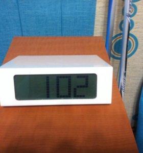 Часы будильник ИкеЯ