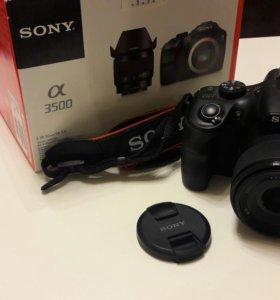 Фотоаппарат Sony Alpha A3500 Kit 18-50mm