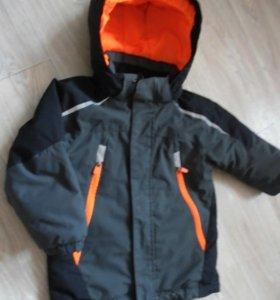 Куртка на весну HM 98р