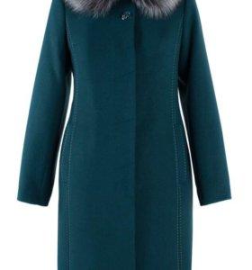 Новое Пальто утеплённое