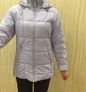 Куртка б/у, размер 44