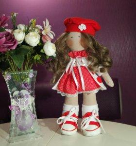 Трикотажная куколка Ариша