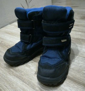 Ботинки 32р. зимние