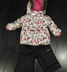 Детский зимний костюм Zingaro
