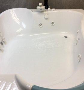 Ванна Италия джакузи 190х160 Новая