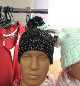 Новые фирменные шапки